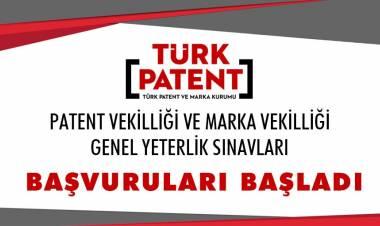 PATENT ve MARKA VEKİLLİĞİ SINAV TARİHİ BELLİ OLDU!