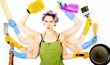 Ev Temizliğini 2 Saate Sığdırmanın Yolunu Bulduk