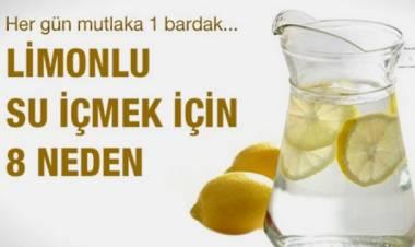 Neden Her Sabah Aç Karnına Bir Bardak Limonlu Su İçmelisiniz?