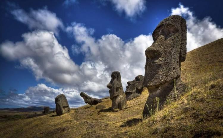 Gizemli Heykellerin Adası: Paskalya Adası