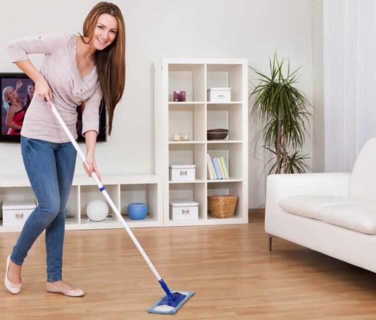 Tahta Zemini Temizlemek İçin En İyi Yöntem