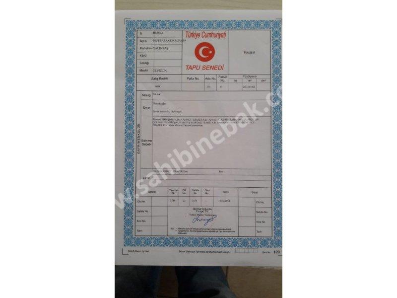 KEMALPAŞA YALINTAŞTA SANAYİ İMARLI ARSALAR - Sahibinebak.com