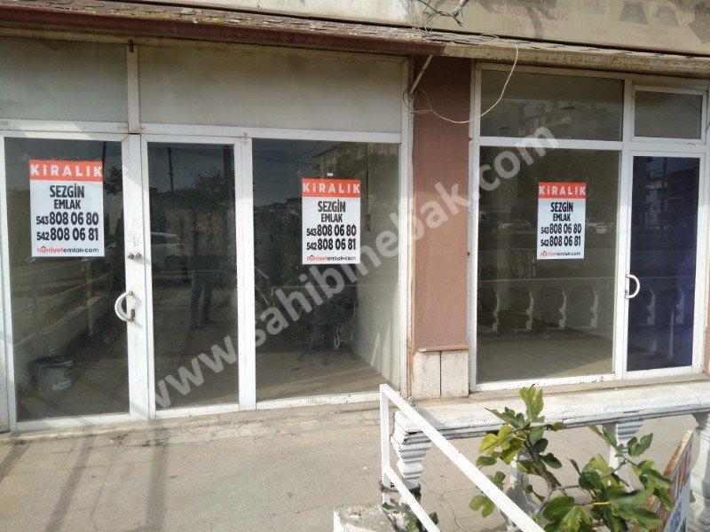 Bursa Orhangazi Camikebir Mahallesi nde kiralık işyeri - Sahibinebak.com