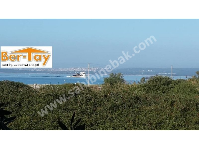 Milas Bozbük Denize Sıfır Satılık Turistik/Konut Arazisi - Sahibinebak.com